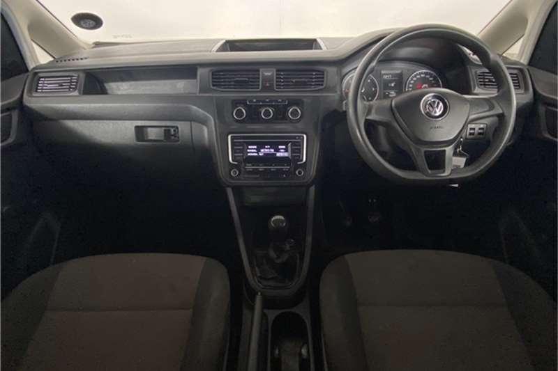 2018 VW Caddy Caddy Maxi 2.0TDI crew bus