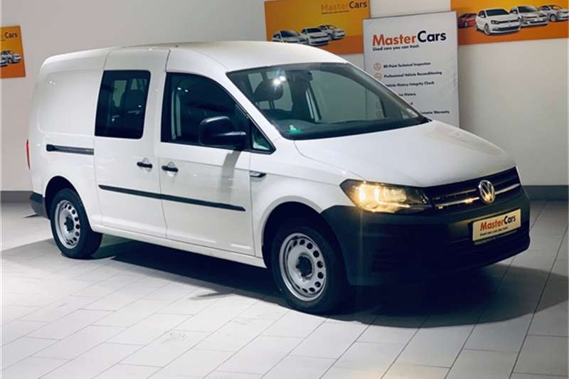 VW Caddy Maxi 2.0TDI crew bus 2019
