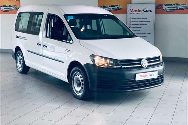 VW Caddy Maxi 2.0TDI crew bus 2019