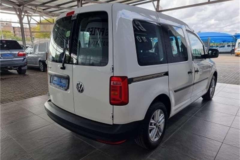 Used 2019 VW Caddy Maxi 2.0TDI crew bus