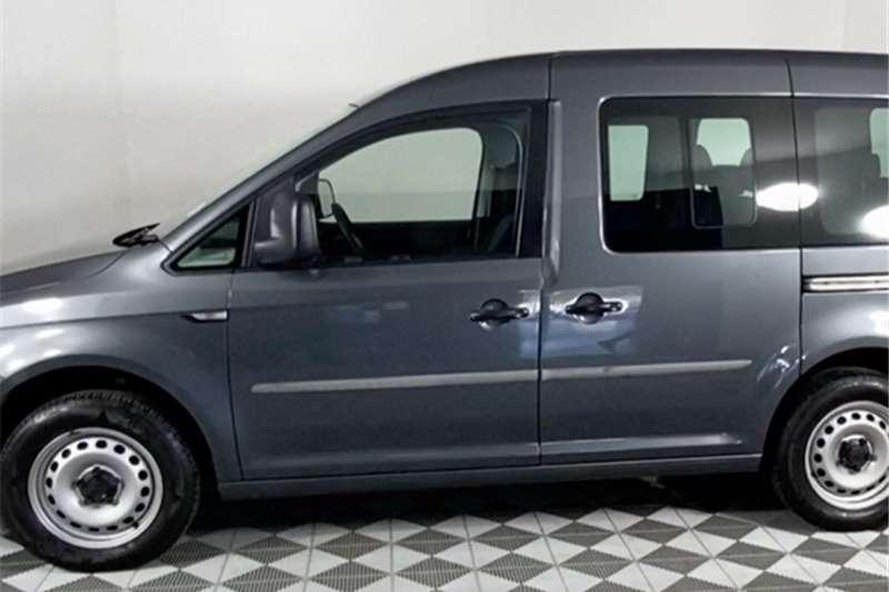 2019 VW Caddy Caddy Maxi 2.0TDI crew bus