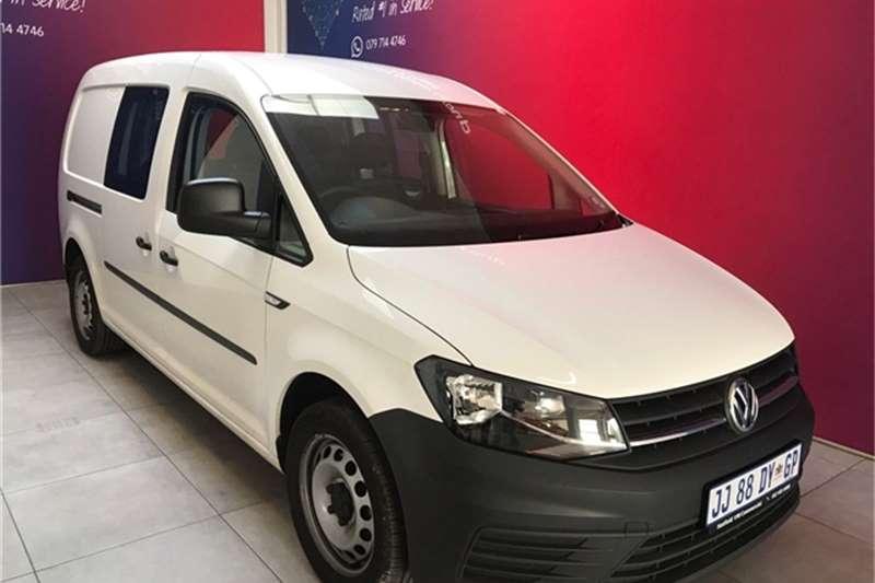 VW Caddy Maxi 2.0TDI crew bus 2020