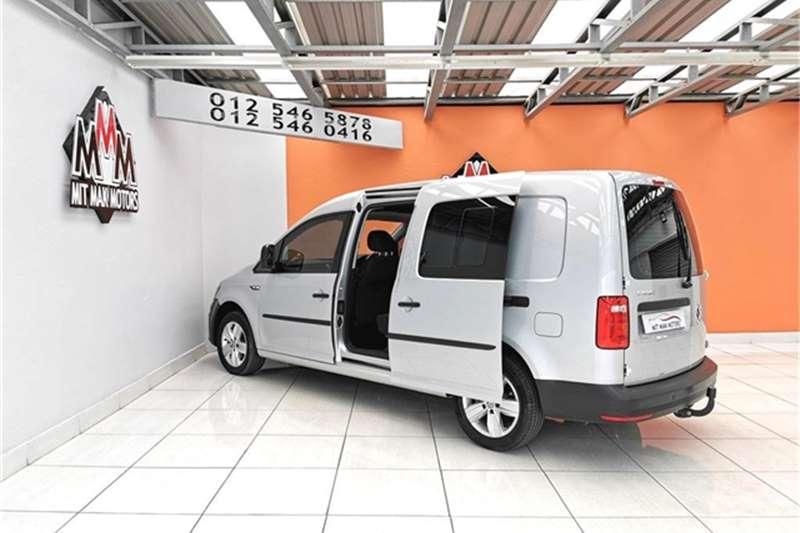 Used 2020 VW Caddy Maxi 2.0TDI crew bus