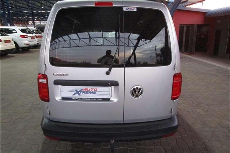 2020 VW Caddy Caddy Maxi 2.0TDI crew bus