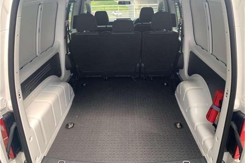 VW Caddy Maxi 2.0TDI crew bus 2021