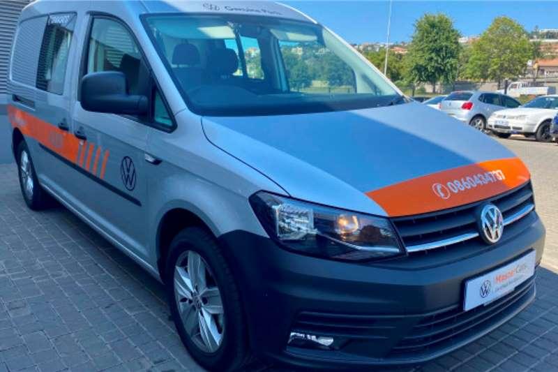 Used 2021 VW Caddy Maxi 2.0TDI crew bus