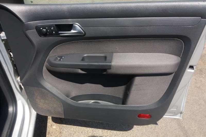 Used 2015 VW Caddy Maxi 2.0TDI crew bus auto