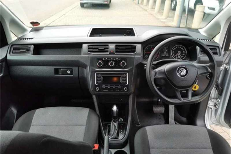 Used 2016 VW Caddy Maxi 2.0TDI crew bus auto