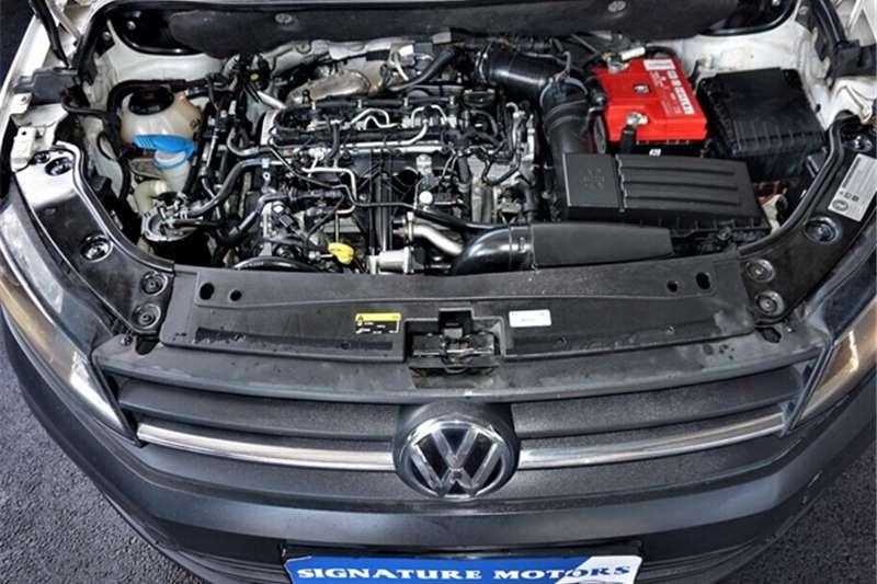 2018 VW Caddy Caddy Maxi 2.0TDI crew bus auto