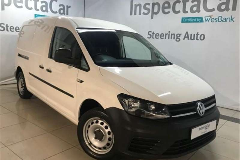 VW Caddy Maxi 2.0TDI panel van 2016