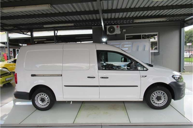 Used 2016 VW Caddy Maxi 2.0TDI panel van