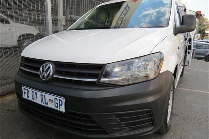 Used 2016 VW Caddy Maxi 2.0TDI panel van