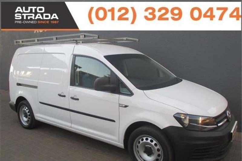 VW Caddy Maxi 2.0TDI panel van 2017