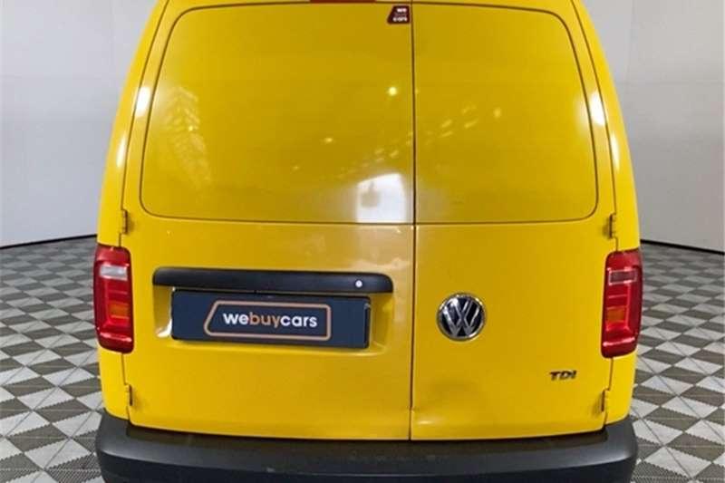 2017 VW Caddy Caddy Maxi 2.0TDI panel van