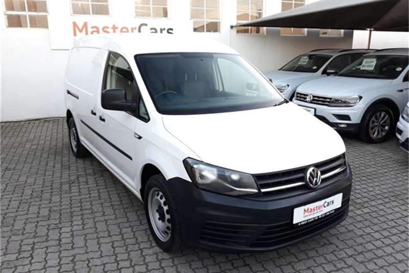 VW Caddy Maxi 2.0TDI panel van 2018