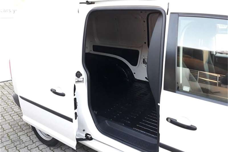 VW Caddy Maxi 2.0TDI panel van 2018
