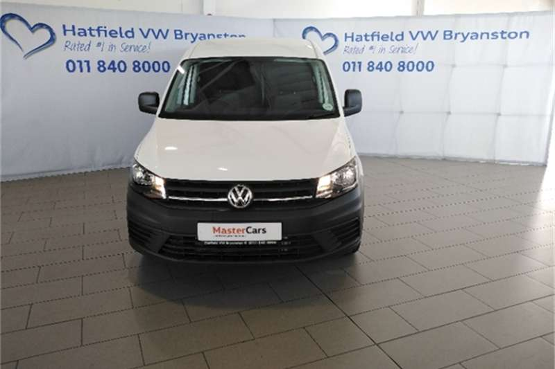 VW Caddy Maxi 2.0TDI panel van 2019