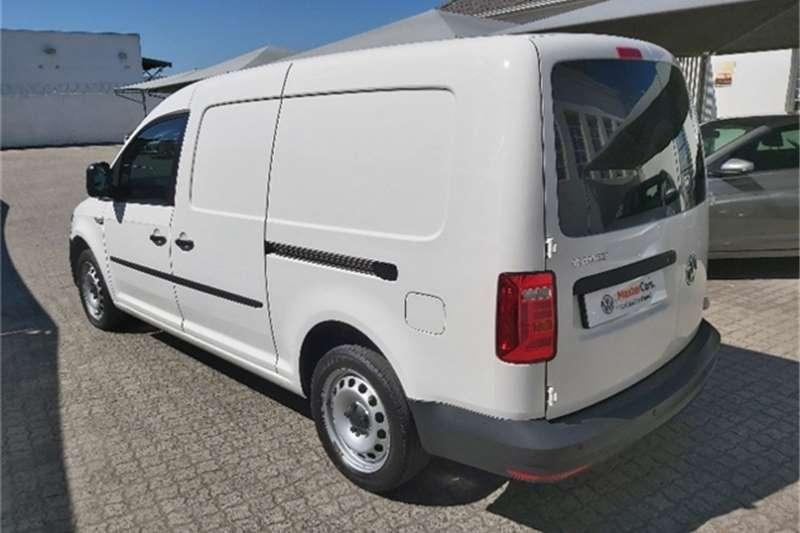 VW Caddy Maxi 2.0TDI panel van 2019