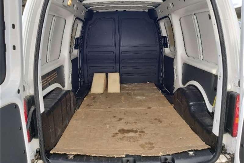 VW Caddy Maxi 2.0TDI panel van 2021