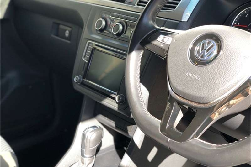 Used 2020 VW Caddy Maxi 2.0TDI Trendline auto