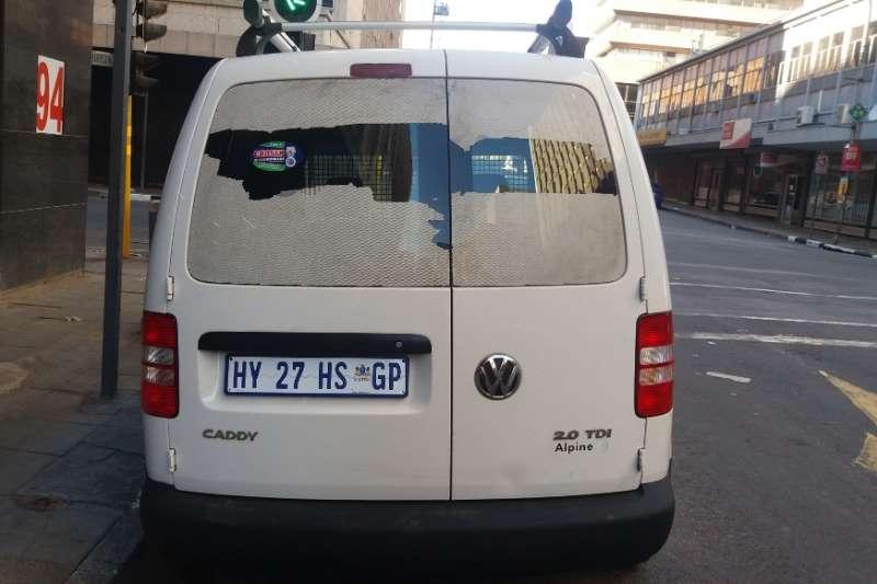 VW Caddy Maxi Crew Bus CADDY MAXI CREWBUS 2.0 TDi 2013