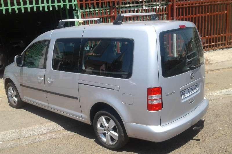 VW Caddy Maxi Crew Bus CADDY MAXI  CREWBUS 2.0 TDi DSG 2015