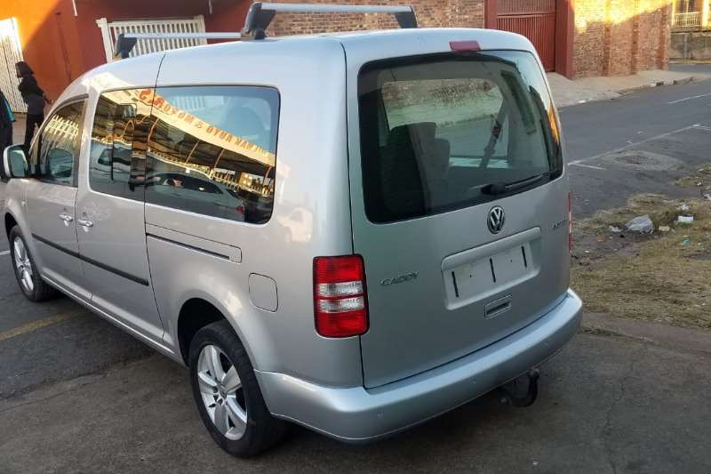 2016 VW Caddy Maxi crew bus CADDY MAXI  CREWBUS 2.0 TDi DSG