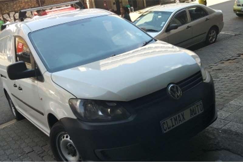 VW Caddy Maxi Panel Van 2.0 TDI 2014
