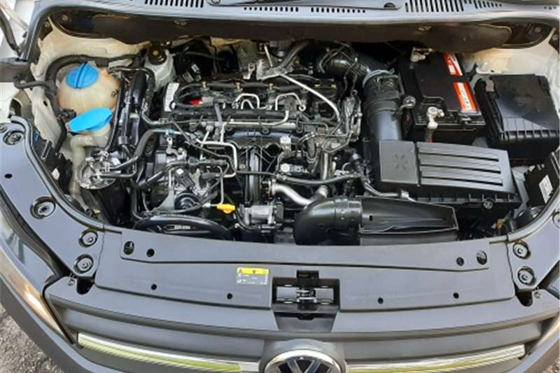 Used 2017 VW Caddy Maxi Panel Van