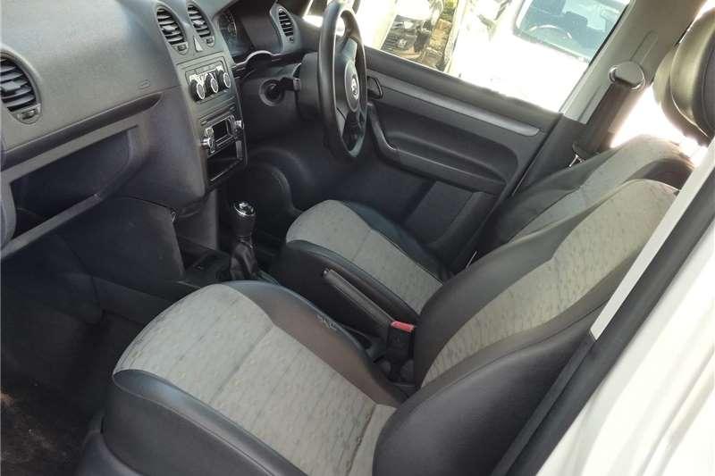 Used 2013 VW Caddy Maxi Panel Van