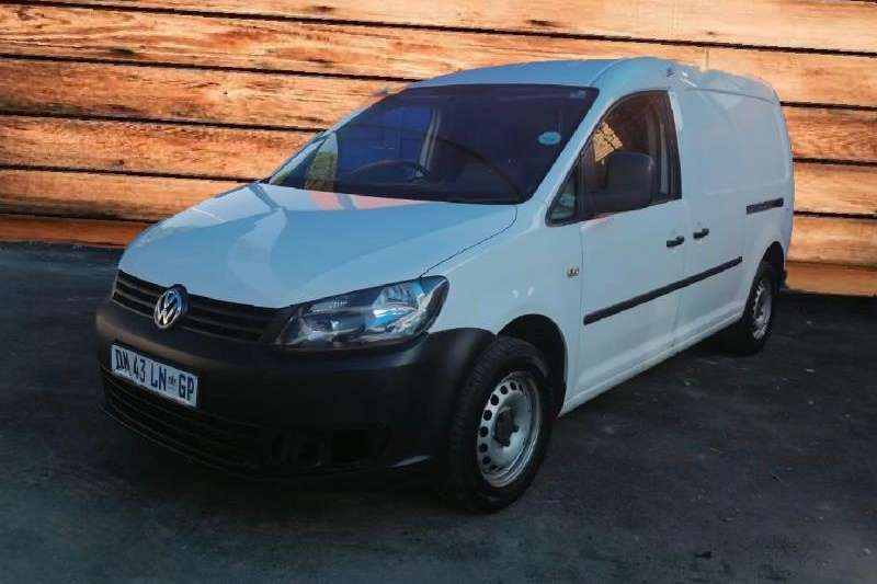 Used 2015 VW Caddy Maxi Panel Van