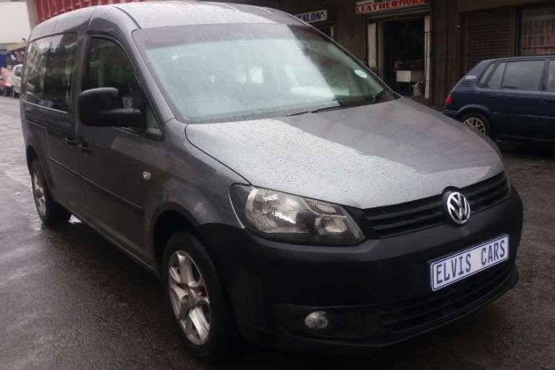 VW Caddy Maxi Panel Van CADDY MAXI 2.0TDi (103KW) DSG F/C P/V 2012