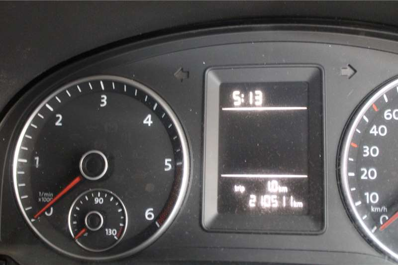 2012 VW Caddy Maxi panel van CADDY MAXI 2.0TDi (81KW) F/C P/V