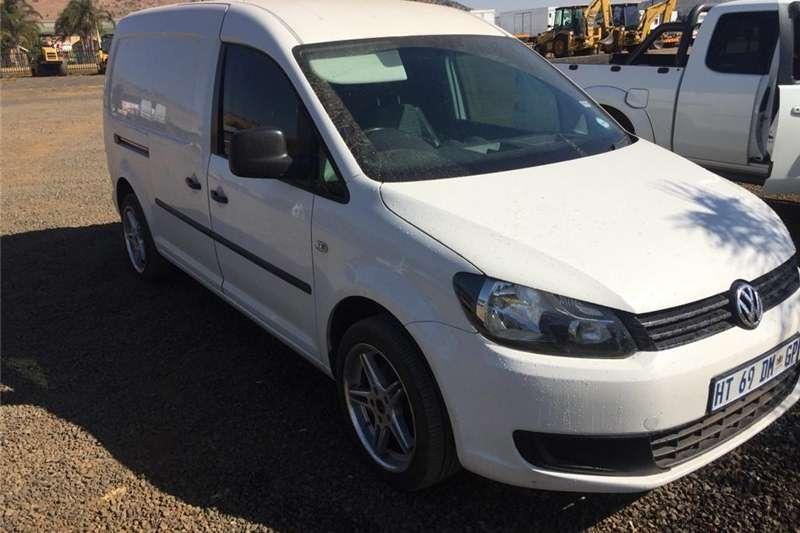 VW Caddy Maxi Panel Van CADDY MAXI 2.0TDi (81KW) F/C P/V 2013