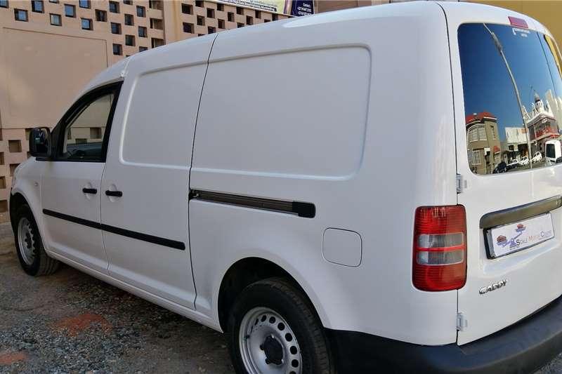 Used 2013 VW Caddy Maxi Panel Van CADDY MAXI 2.0TDi (81KW) F/C P/V