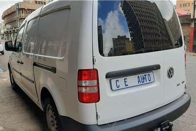 Used 2014 VW Caddy Maxi Panel Van CADDY MAXI 2.0TDi (81KW) F/C P/V