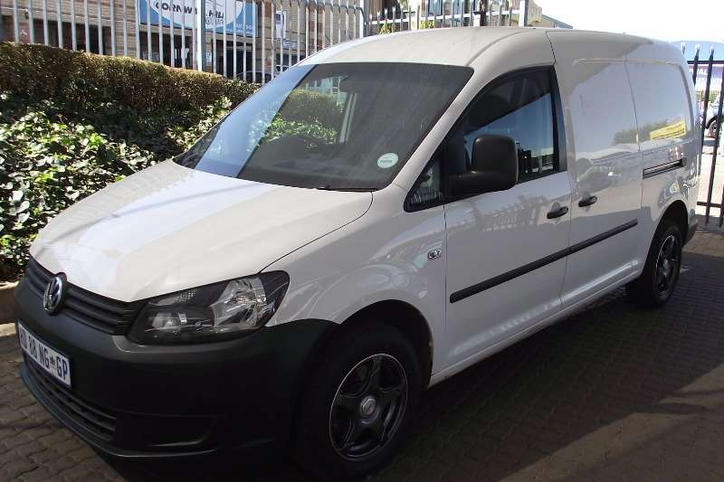 VW Caddy Maxi Panel Van CADDY MAXI 2.0TDi (81KW) F/C P/V 2015