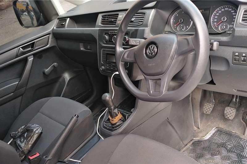 Used 2016 VW Caddy Maxi Panel Van CADDY MAXI 2.0TDi (81KW) F/C P/V