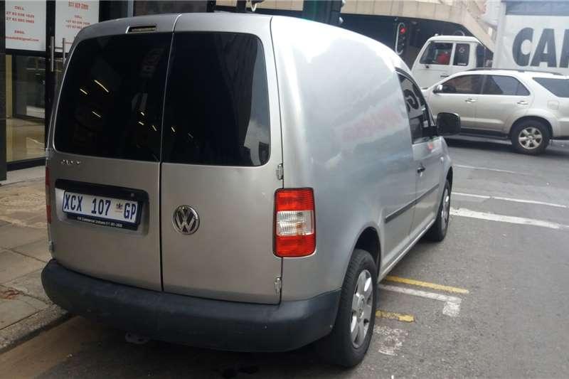 2011 VW Caddy Maxi panel van