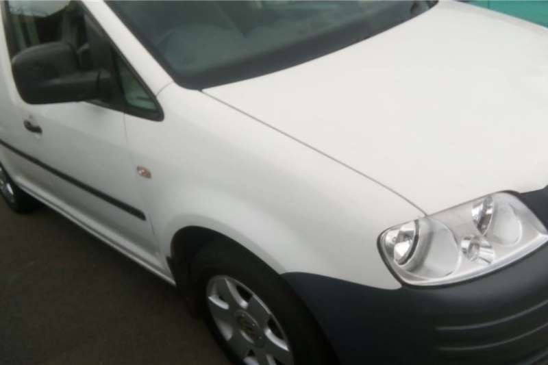 2010 VW Caddy Maxi panel van