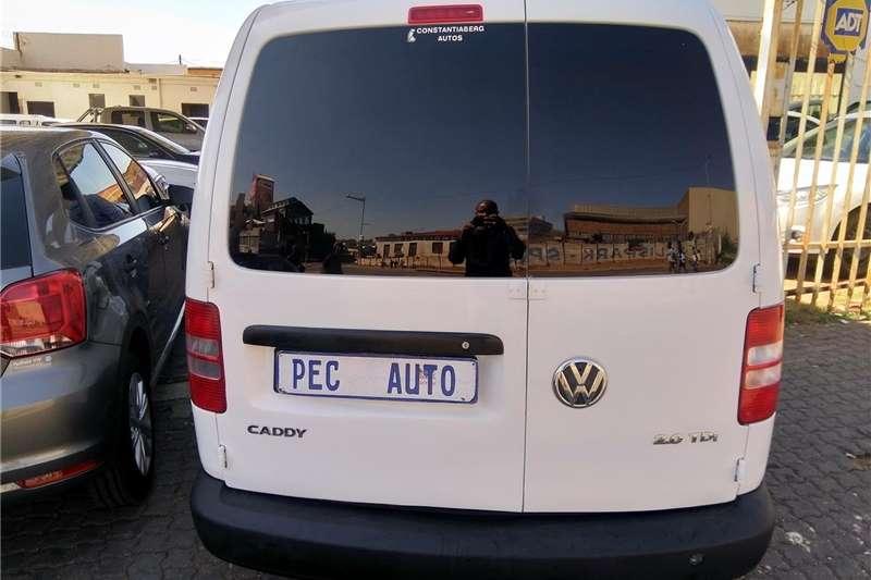 Used 0 VW Caddy Maxi Panel Van