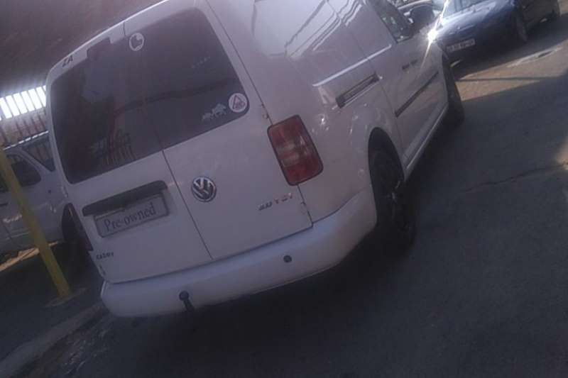 Used 2011 VW Caddy Panel Van