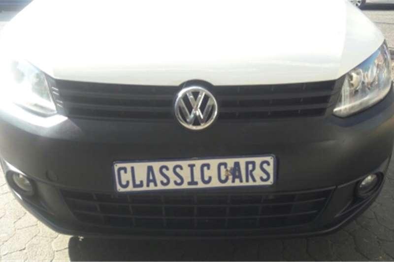 VW Caddy Panel Van 2014