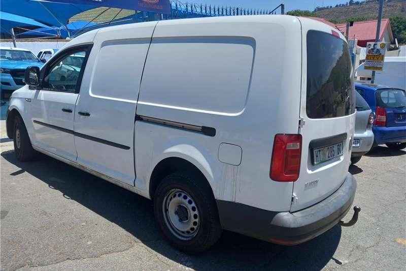 Used 2016 VW Caddy Panel Van