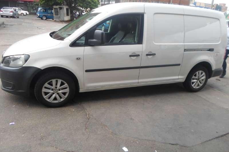 VW Caddy Panel Van CADDY 1.6i (81KW) F/C P/V 2010