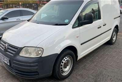 Used 2010 VW Caddy Panel Van CADDY 1.6i (81KW) F/C P/V