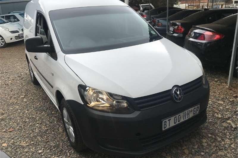 VW Caddy Panel Van CADDY 1.6i (81KW) F/C P/V 2012