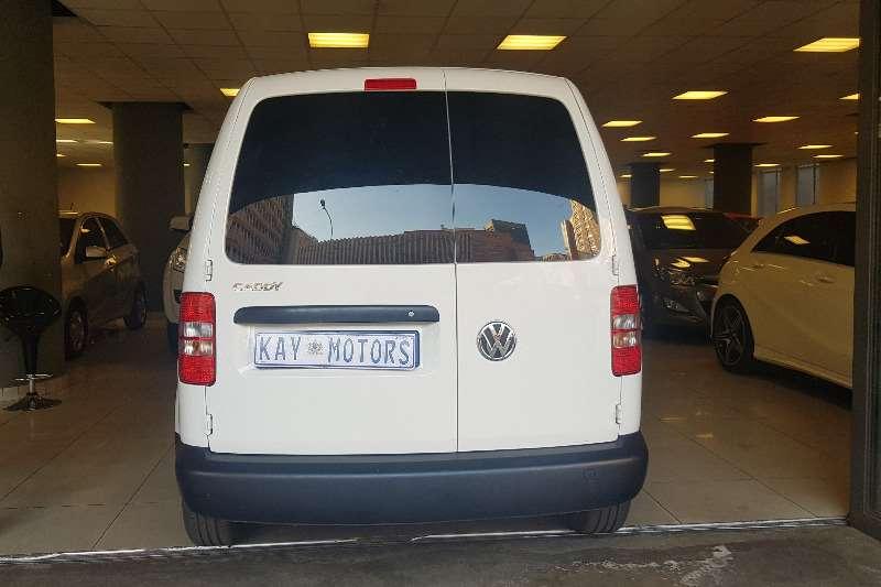 VW Caddy Panel Van CADDY 1.6i (81KW) F/C P/V 2014