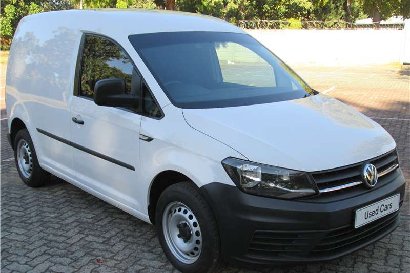 VW Caddy Panel Van CADDY 1.6i (81KW) F/C P/V 2017