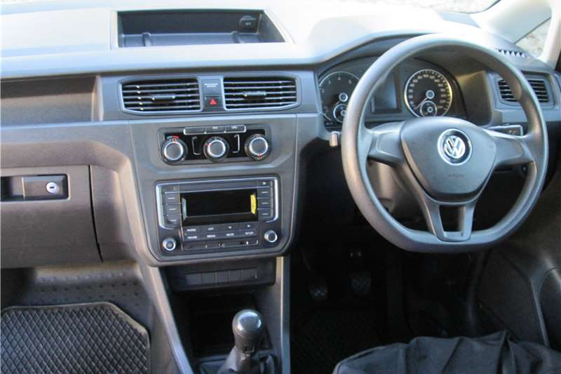 VW Caddy Panel Van CADDY 1.6i (81KW) F/C P/V 2017